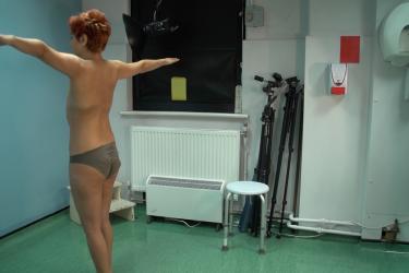 Image of dancing woman
