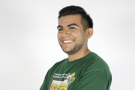 Portrait of Carlos Campos