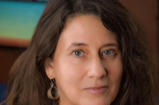 Portrait of Jennifer Maytorena Taylor