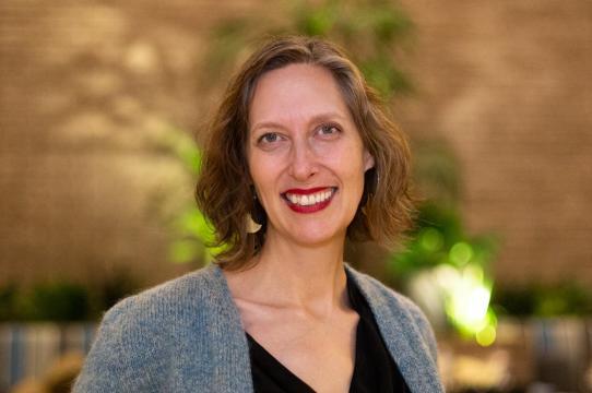 Portrait of Ruth Anne Beutler