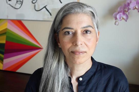 Portrait of Soraya Murray