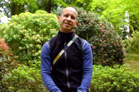 Portrait of Jonathan Kahana